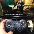 写真: PCでGTA IVを動かしF310rでプレイ