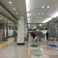 写真: 第2ターミナル駅出口