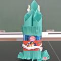 Photos: 放課後子ども教室で作った門松