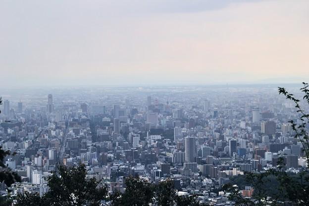 札幌三座三景 三角山