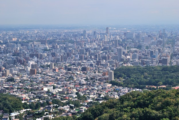 Photos: 札幌三座三景 大倉山