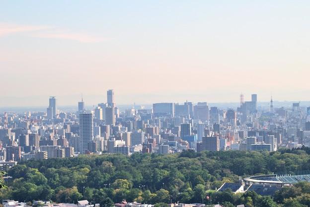 札幌三座三景 荒井山