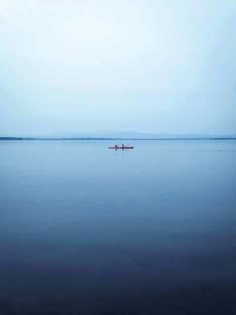 ロケハン&風景写真中…条件整わず場所移動します…