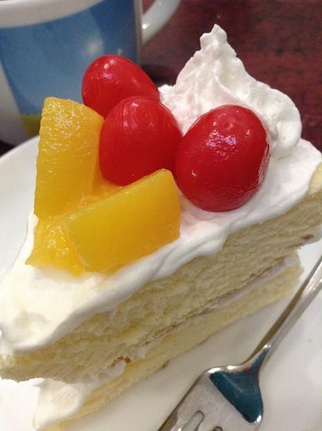 ショートケーキ・アップ