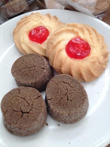 紅茶のクッキー&ドライフルーツ・アップ2