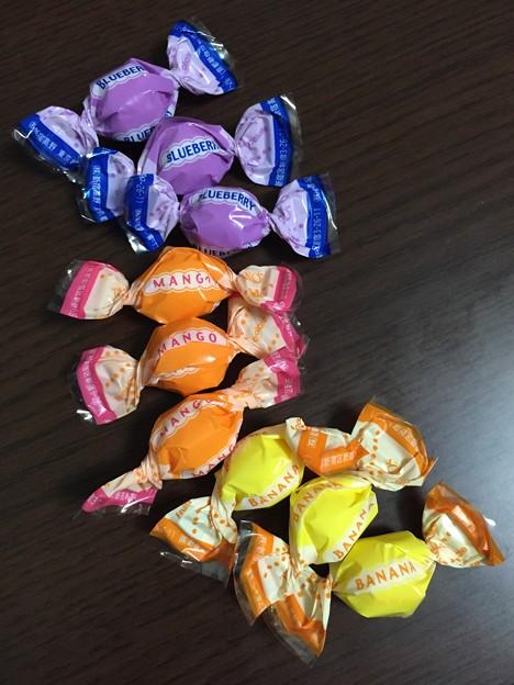 新宿高野のフルーツチョコレート8