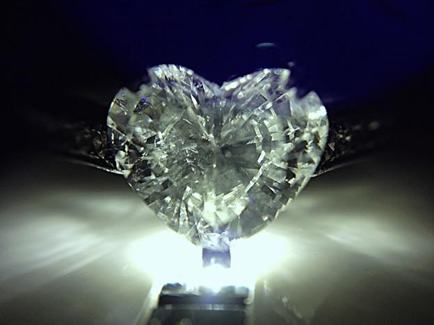 ハートのダイヤはお好き?