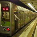 Photos: 京王線初台駅1番線 都営10-220F急行笹塚行き停止位置確認よし