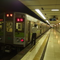 Photos: 京王新線初台駅1番線 10-220F急行笹塚行きレピーター確認