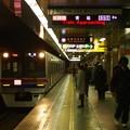 都営浅草線東日本橋駅2番線 京成3841エアポート快特青砥行き進入