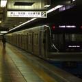 都営浅草線東日本橋駅2番線 北総9111普通印旛日本医大行き前方確認