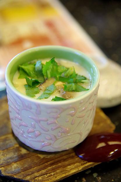 Photos: 茶碗蒸し