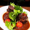 Photos: 牛肉のワイン煮
