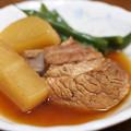 Photos: スペアリブと大根の煮物