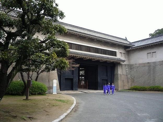 大坂城04