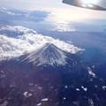 Photos: 空からの富士山
