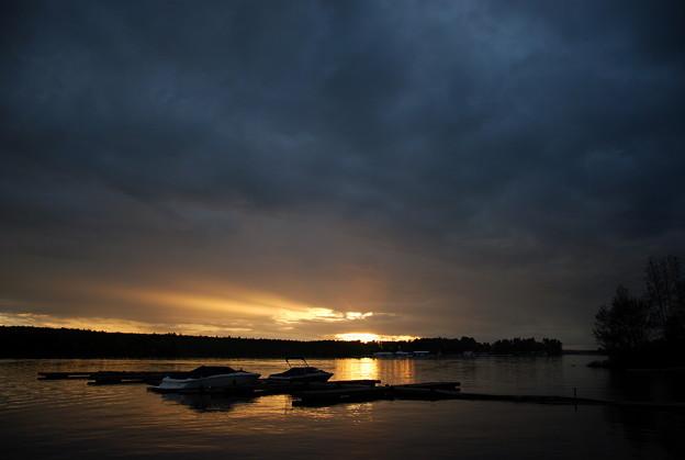 The Sunset 5-24-14