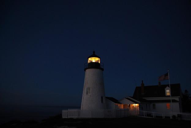 写真: The Lighthouse 8-20-14