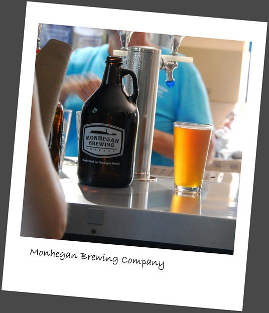 Monhegan Brewing Company 8-20-14