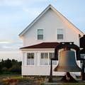 写真: Monhegan Bell 8-20-14