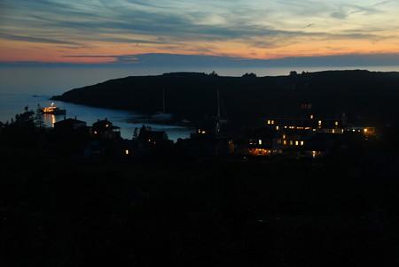 The Village in Twilight 8-20-14