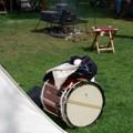 A Drum and Uniform 8-8-15