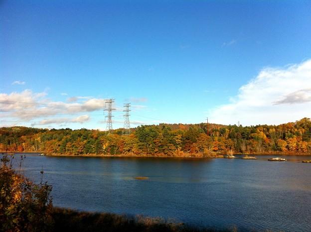 5K Walk in Autumn 10-25-15