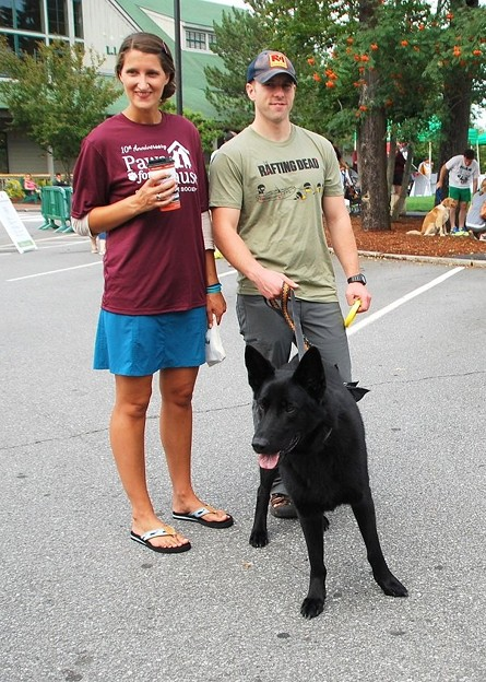 写真: Black Dog 8-22-15
