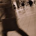 写真: Christmas in the Shopping Mall