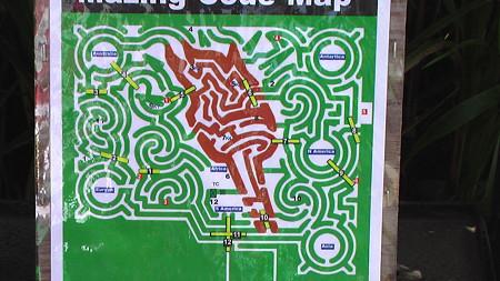 2008年迷路全体図