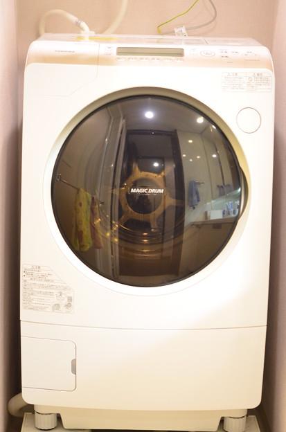 写真: 東芝洗濯機[TW-Z96V2ML] (1)