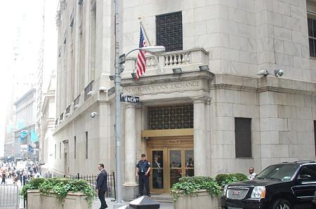 ニューヨーク証券取引所1