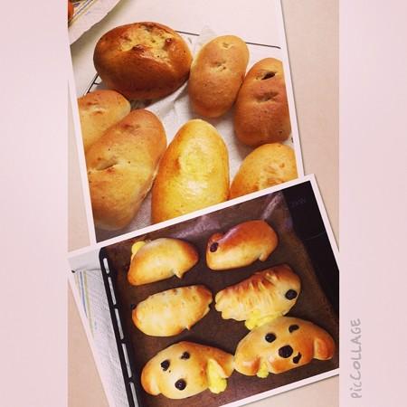 5ヶ月振りのパン教室!