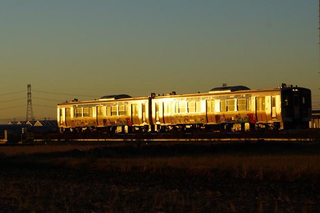 ラッピング列車キラリ
