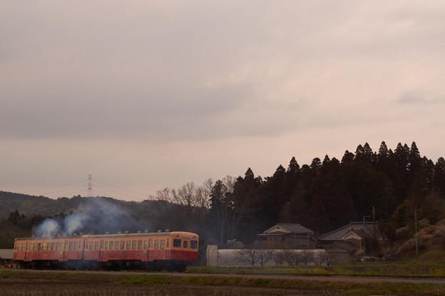Photos: 加速!