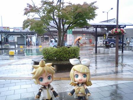 宮古駅に到着です。 リン:「次はまた三陸鉄道ね♪」