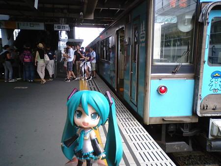 八戸駅に戻りました。セガワールド八戸へ直行します。