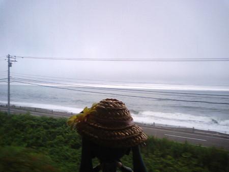 厚内→直別間。太平洋はやはり台風の影響か、涙が高めのようです。 ...