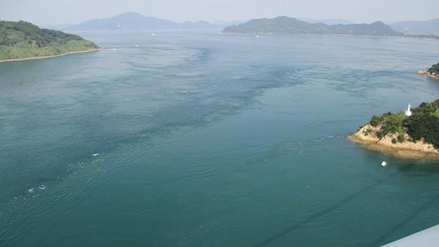 410来島海峡潮流