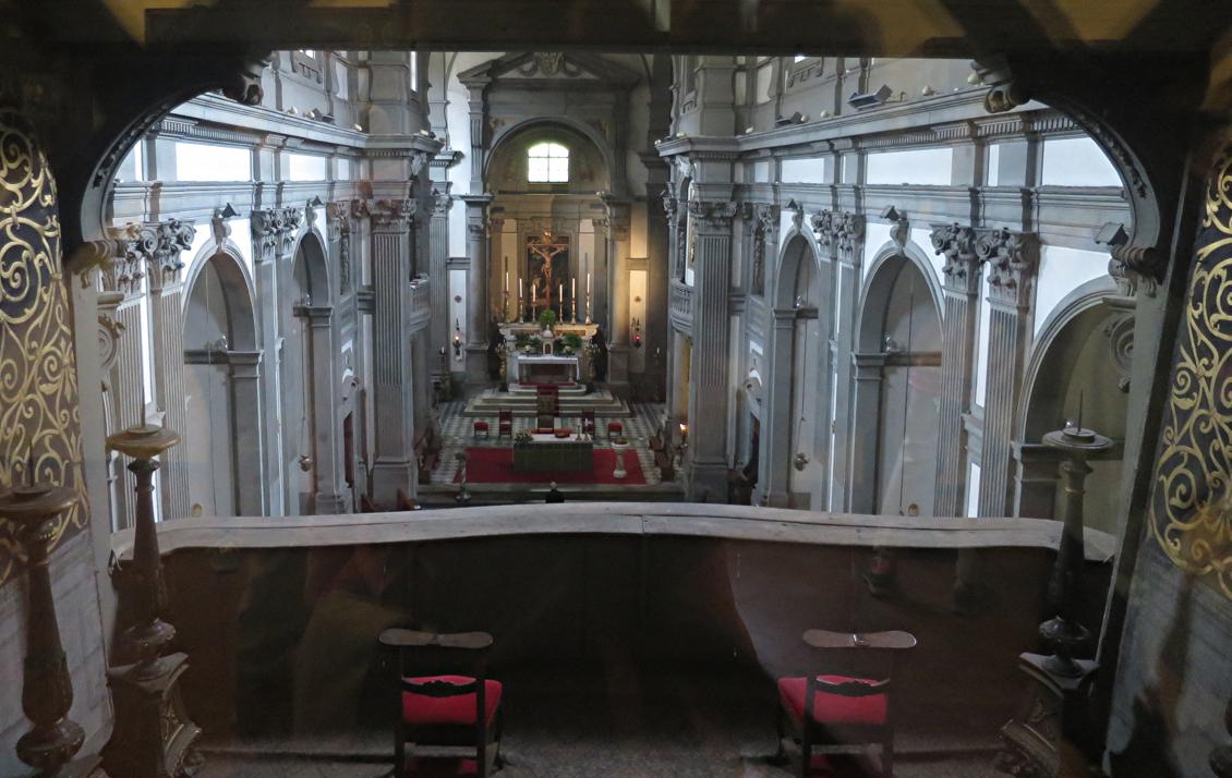サンタ・フェリチタ教会