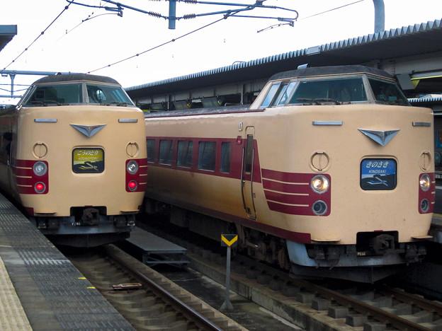 国鉄381系