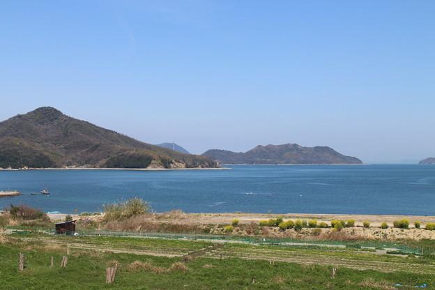 瀬戸内海(荘内半島)