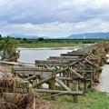 Photos: 2014_0811_105011_八幡の流れ橋