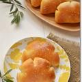 Photos: 豆乳カスタードクリームパン@酒種