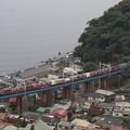 玉川橋梁を行くEF66-30号機