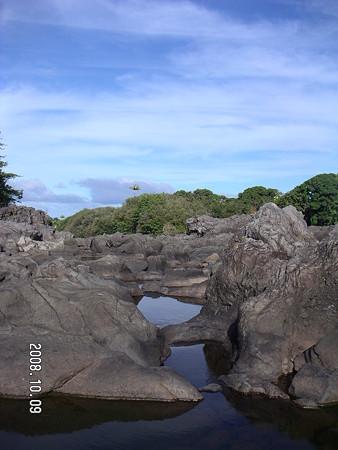 レインボー滝4