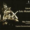 写真: ゼレンカ:ドレスデン宮廷の独唱モテットさまざま~J.S.バッハの時代に