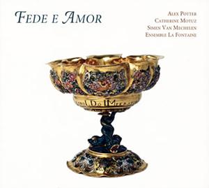写真: トロンボーンと、バロック期のウィーン宮廷音楽