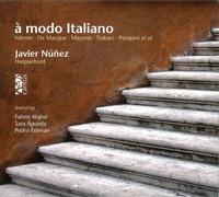 写真: イタリアの様式、ナポリの鍵盤 ~17世紀イタリア、バロック初期のチェンバロのための音楽~