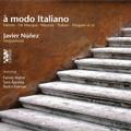 Photos: イタリアの様式、ナポリの鍵盤 ~17世紀イタリア、バロック初期のチェンバロのための音楽~